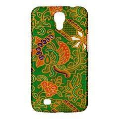 Art Batik The Traditional Fabric Samsung Galaxy Mega 6 3  I9200 Hardshell Case
