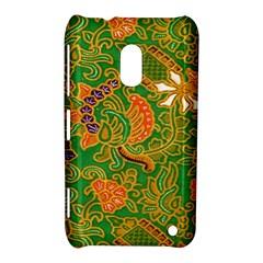 Art Batik The Traditional Fabric Nokia Lumia 620