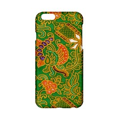 Art Batik The Traditional Fabric Apple Iphone 6/6s Hardshell Case