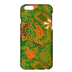 Art Batik The Traditional Fabric Apple Iphone 6 Plus/6s Plus Hardshell Case