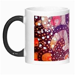 Colorful Art Traditional Batik Pattern Morph Mugs