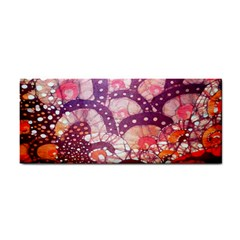 Colorful Art Traditional Batik Pattern Cosmetic Storage Cases