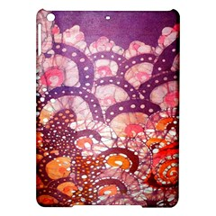 Colorful Art Traditional Batik Pattern Ipad Air Hardshell Cases