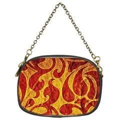 Abstract Pattern Chain Purses (two Sides)