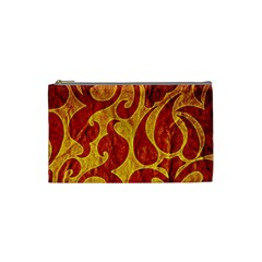 Abstract Pattern Cosmetic Bag (small)