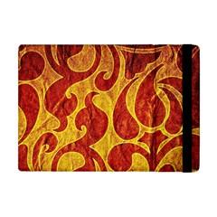 Abstract Pattern Apple Ipad Mini Flip Case