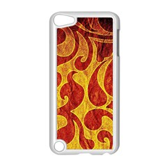 Abstract Pattern Apple Ipod Touch 5 Case (white)