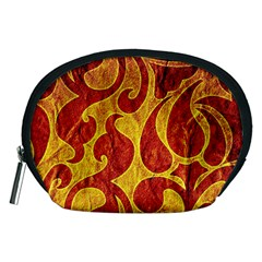 Abstract Pattern Accessory Pouches (medium)