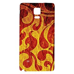 Abstract Pattern Galaxy Note 4 Back Case