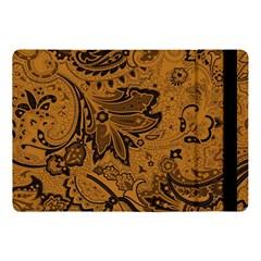 Art Traditional Batik Flower Pattern Apple Ipad Pro 10 5   Flip Case