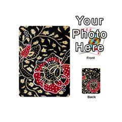 Art Batik Pattern Playing Cards 54 (mini)