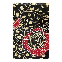 Art Batik Pattern Shower Curtain 48  X 72  (small)