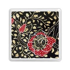 Art Batik Pattern Memory Card Reader (square)
