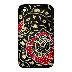 Art Batik Pattern Iphone 3s/3gs
