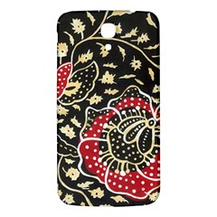 Art Batik Pattern Samsung Galaxy Mega I9200 Hardshell Back Case