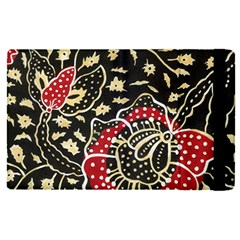 Art Batik Pattern Apple Ipad Pro 9 7   Flip Case