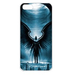 Rising Angel Fantasy Apple Iphone 5 Seamless Case (white)