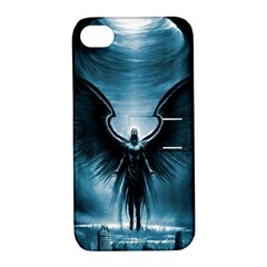 Rising Angel Fantasy Apple Iphone 4/4s Hardshell Case With Stand
