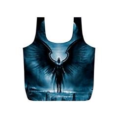 Rising Angel Fantasy Full Print Recycle Bags (s)