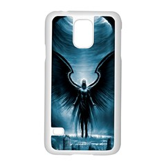 Rising Angel Fantasy Samsung Galaxy S5 Case (white)