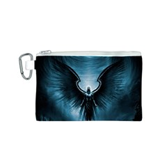 Rising Angel Fantasy Canvas Cosmetic Bag (s)