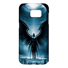 Rising Angel Fantasy Samsung Galaxy S7 Edge Hardshell Case