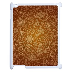 Batik Art Pattern Apple Ipad 2 Case (white)