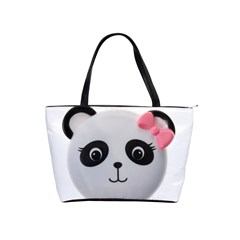 Pretty Cute Panda Shoulder Handbags