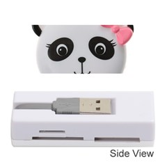 Pretty Cute Panda Memory Card Reader (stick)