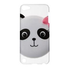 Pretty Cute Panda Apple Ipod Touch 5 Hardshell Case