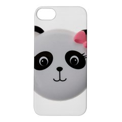 Pretty Cute Panda Apple Iphone 5s/ Se Hardshell Case