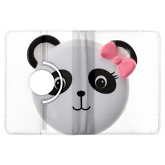 Pretty Cute Panda Kindle Fire Hdx Flip 360 Case