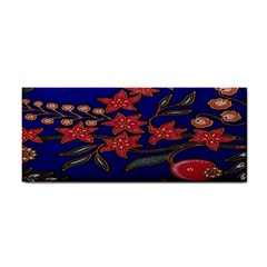 Batik  Fabric Cosmetic Storage Cases