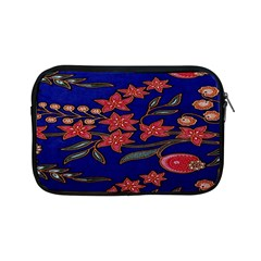 Batik  Fabric Apple Ipad Mini Zipper Cases