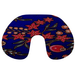 Batik  Fabric Travel Neck Pillows