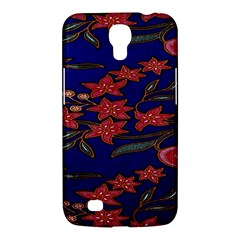 Batik  Fabric Samsung Galaxy Mega 6 3  I9200 Hardshell Case