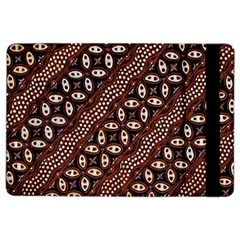Art Traditional Batik Pattern Ipad Air 2 Flip