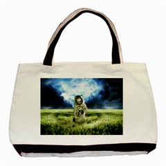 Astronaut Basic Tote Bag (two Sides)