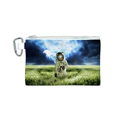 Astronaut Canvas Cosmetic Bag (s)