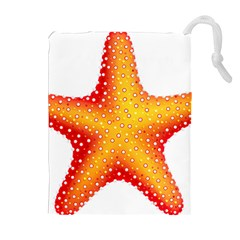 Starfish Drawstring Pouches (extra Large)