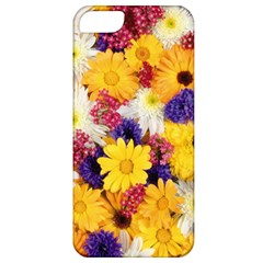 Colorful Flowers Pattern Apple Iphone 5 Classic Hardshell Case