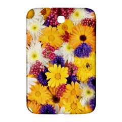 Colorful Flowers Pattern Samsung Galaxy Note 8 0 N5100 Hardshell Case