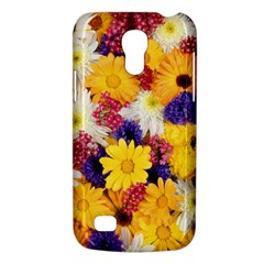 Colorful Flowers Pattern Galaxy S4 Mini