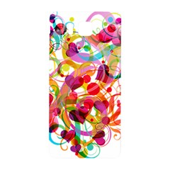 Abstract Colorful Heart Samsung Galaxy Alpha Hardshell Back Case