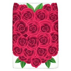 Floral Heart Flap Covers (l)
