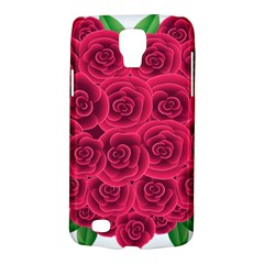 Floral Heart Galaxy S4 Active