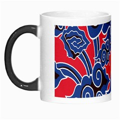 Batik Background Vector Morph Mugs
