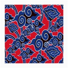 Batik Background Vector Medium Glasses Cloth