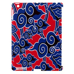 Batik Background Vector Apple Ipad 3/4 Hardshell Case (compatible With Smart Cover)