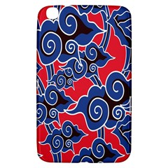 Batik Background Vector Samsung Galaxy Tab 3 (8 ) T3100 Hardshell Case